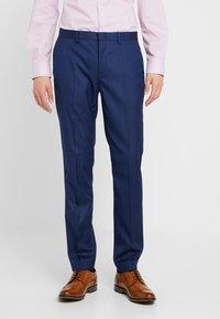 Pier One - Suit - dark blue - 4