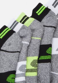 Skechers Performance - MENS SNEAKER 6 PACK - Sports socks - safety yellow mix - 1