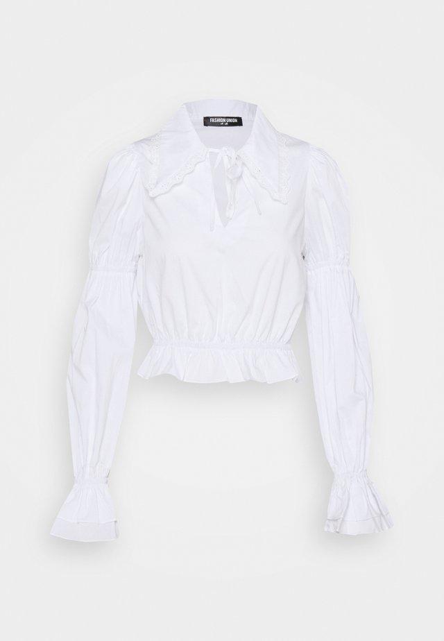 PRIMROSE - Bluser - white
