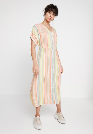 LALANGE DRESS - Maxi šaty - peach
