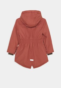 MINI A TURE - VIBSE - Winter coat - withered rose - 1