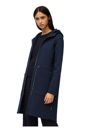 Classic coat - scandinavian blue