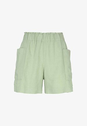 Shorts - light dusty green
