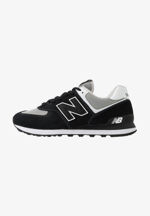ML574 - Sneakersy niskie - black/white
