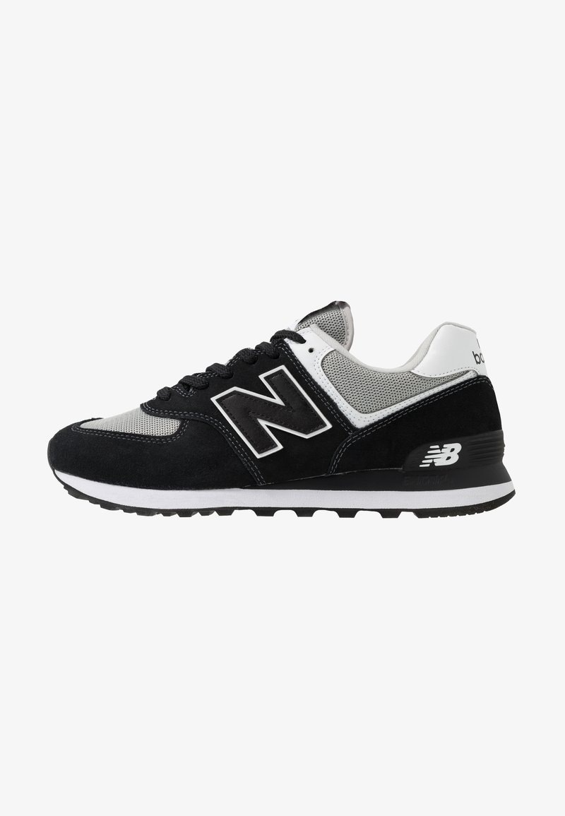 New Balance - ML574 - Sneakers - black/white