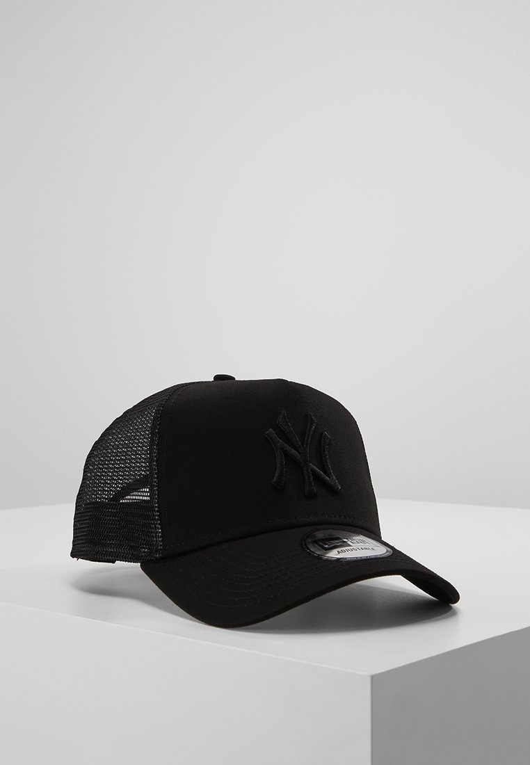 New Era - CLEAN TRUCKER - Czapka z daszkiem - black