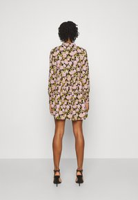 JDY - JDYCARMEN SHORT DRESS - Košilové šaty - black - 2