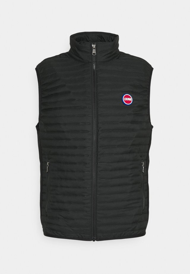MENS VESTS - Bodywarmer - black