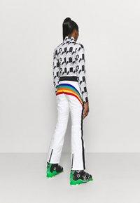 Rossignol - RAINBOW SKI - Snow pants - white - 2