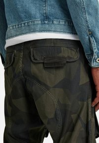 G-Star - 3D STRAIGHT TAPERED CARGO - Cargo trousers - multi coloured - 2