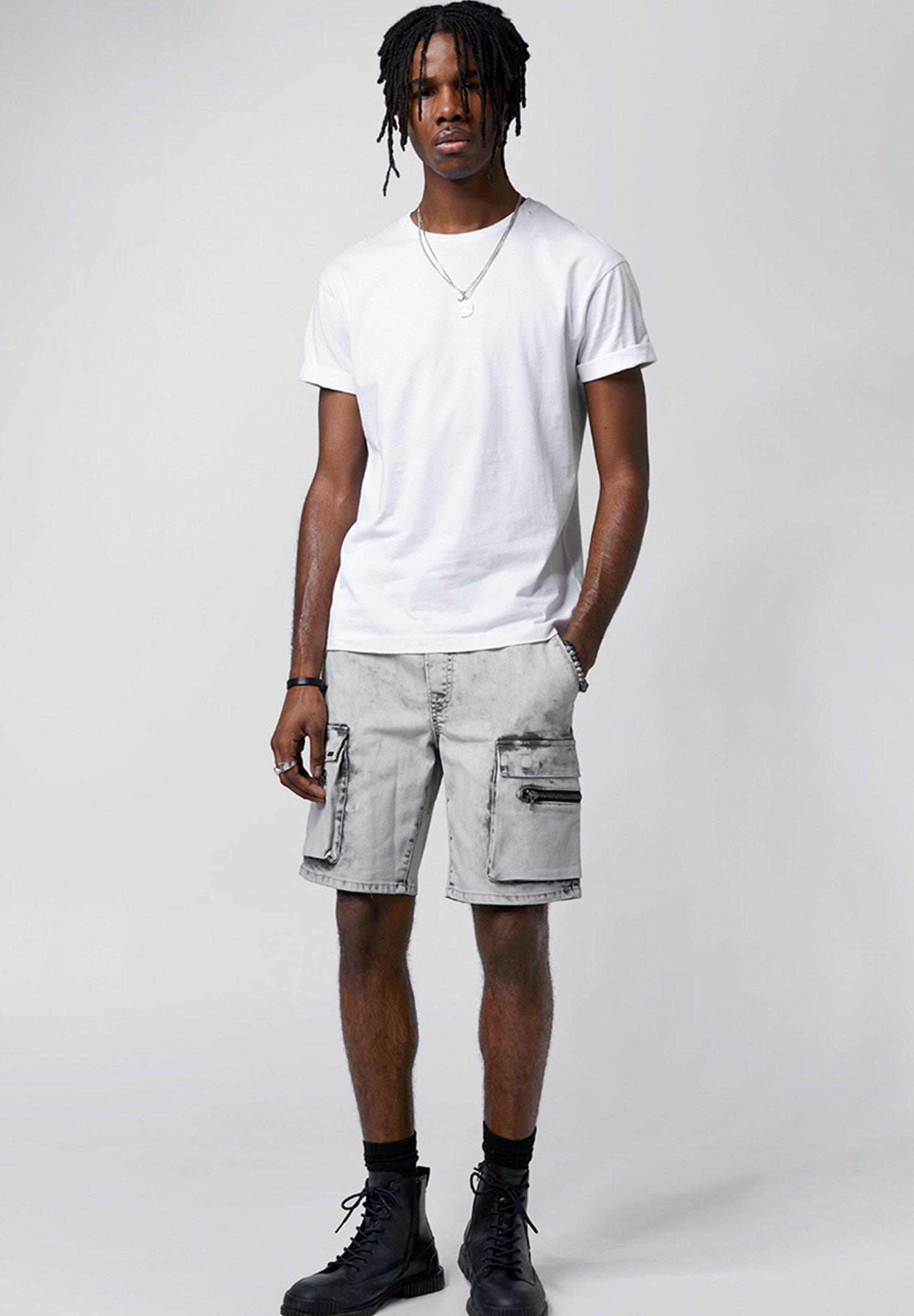 Homme LANNY - Short en jean