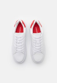 YOURTURN - UNISEX - Sneakers - white/red - 3