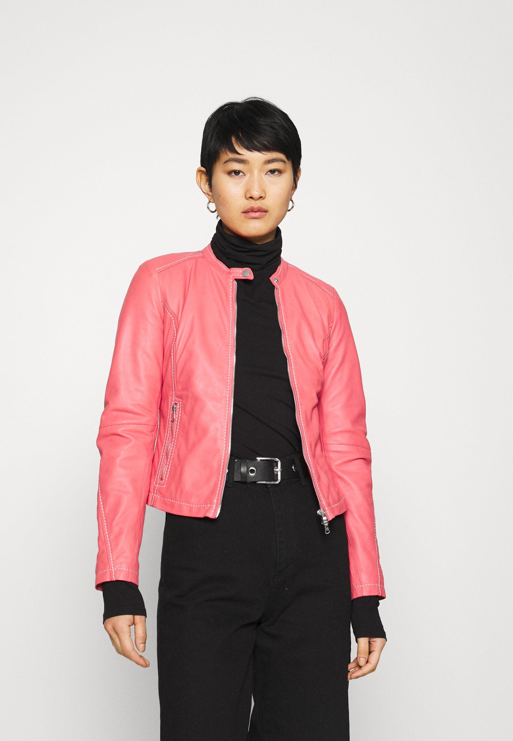 Women EMELLIE - Leather jacket