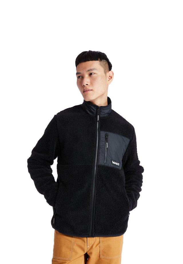YC OUTDOOR ARCHIVE SHERPA - Light jacket - black