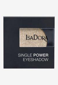 IsaDora - SINGLE POWER EYESHADOW - Ombretto - glossy diamonds - 2