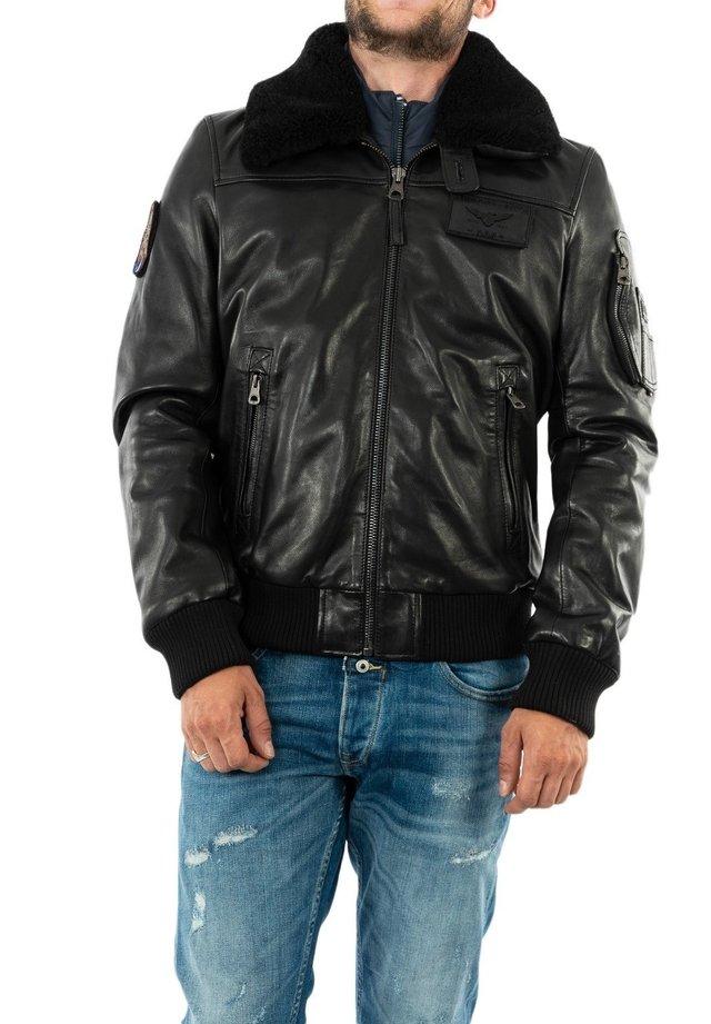 Veste d'hiver - noir