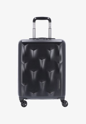 EDGE CARVE - Valise à roulettes - black