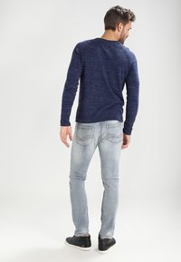 Pier One - Jumper - mottled blue - 2