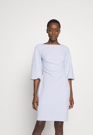LUXE DRESS - Jersey dress - whisper blue