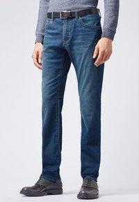 BOSS - MAINE3 - Straight leg jeans - blue - 0