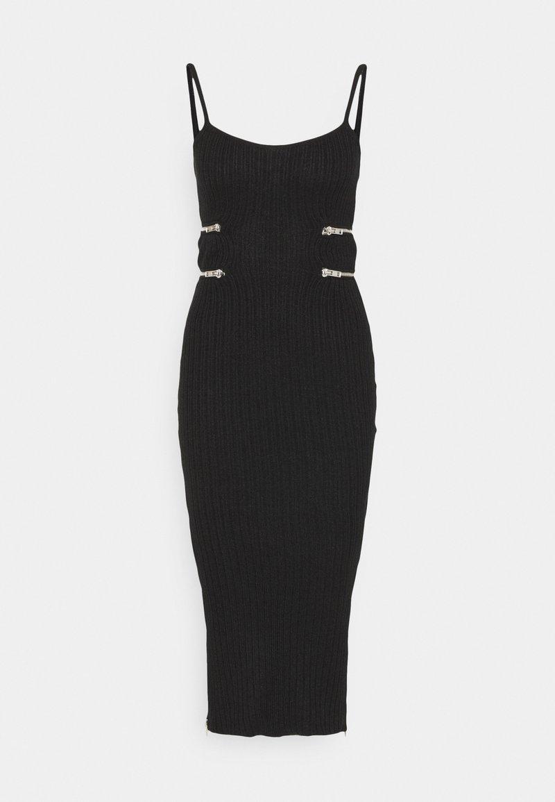 The Ragged Priest - TABOO DRESS - Shift dress - black