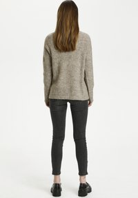 My Essential Wardrobe - Jumper - dune melange - 2
