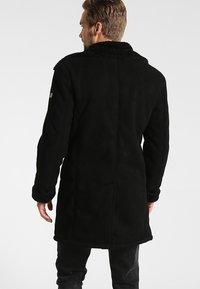 INDICODE JEANS - JOVANI - Short coat - black - 2