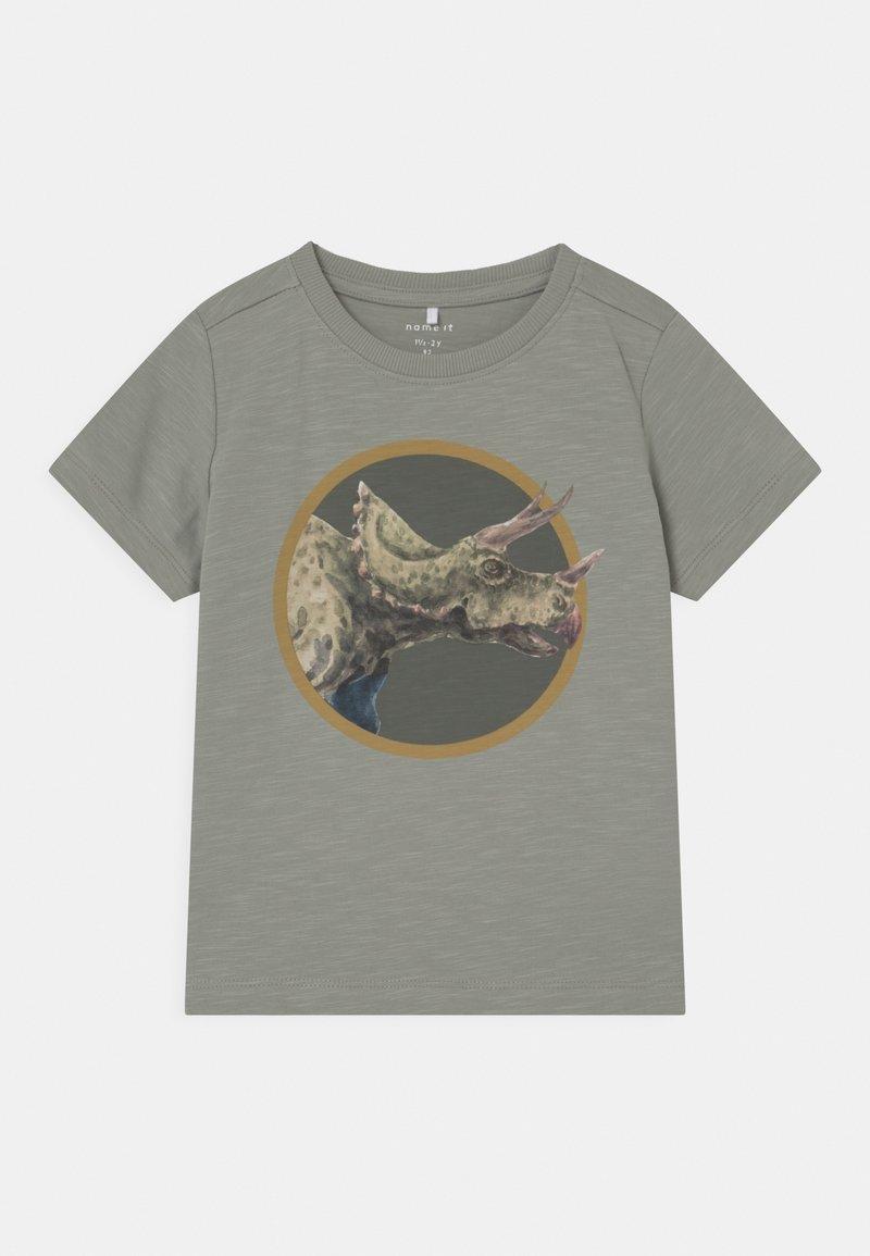 Name it - NMMDUGO - T-shirt print - wrought iron
