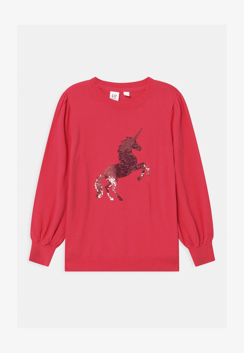 GAP - GIRL - Jumper - rosehip