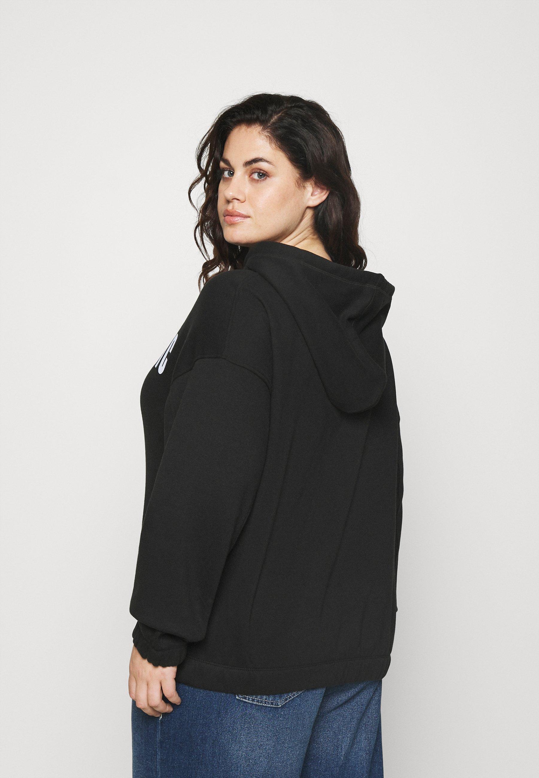 Women TOGGLE HEM PRINT HOODIE - Sweatshirt