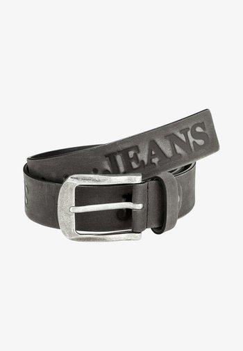 DAGUR - Belt - schwarz