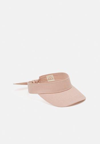 BOW VISOR - Cap - bermuda pink