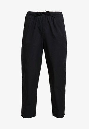 TINA TROUSER UNIQUE - Bukse - black