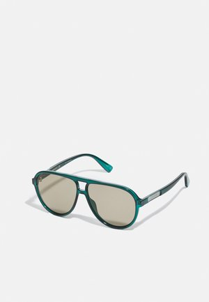 UNISEX - Sunglasses - blue/brown