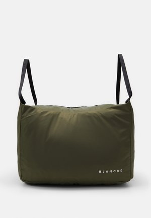CITY SHOPPER - Cabas - burnt olive