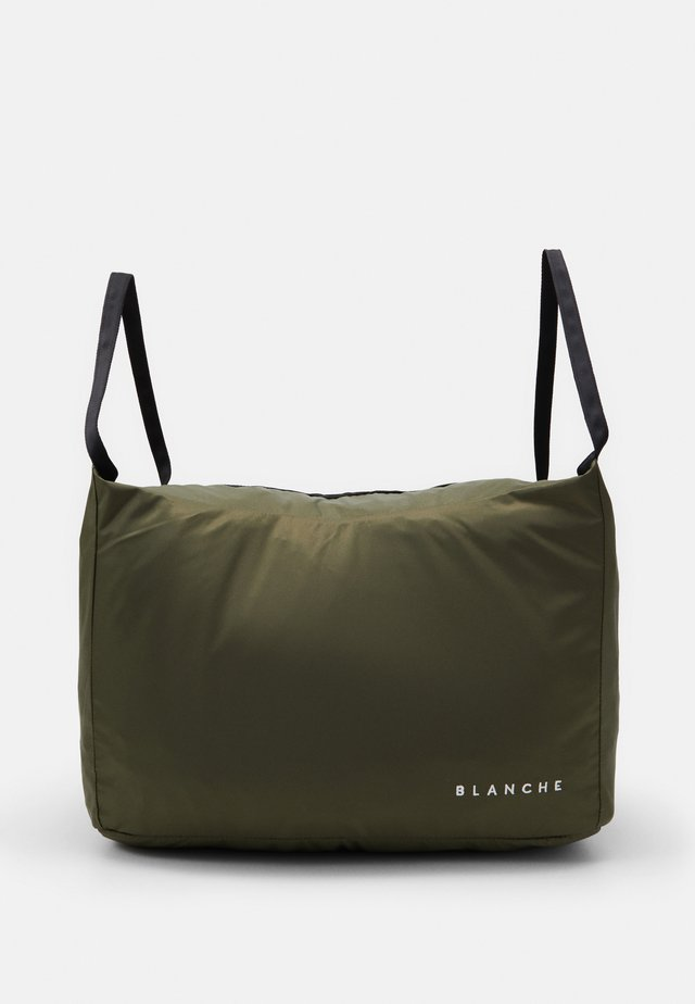 CITY SHOPPER - Tote bag - burnt olive