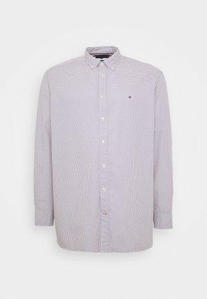 MICRO BANDANA PRINT SHIRT - Camicia - blue