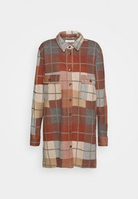 JOLENE WORKWEAR - Classic coat - burned melange
