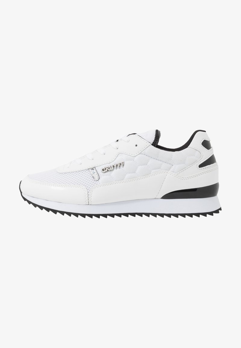 Cruyff - RIPPLE RUNNER - Trainers - white/black