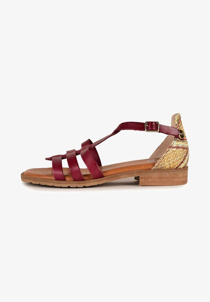Pataugas - ARIANE F2F - Sandals - burgundy
