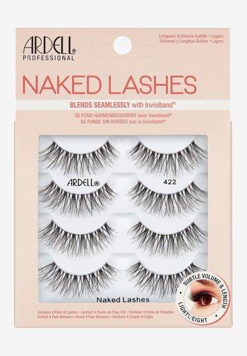 NAKED LASHES 4 PACK - False eyelashes - 422