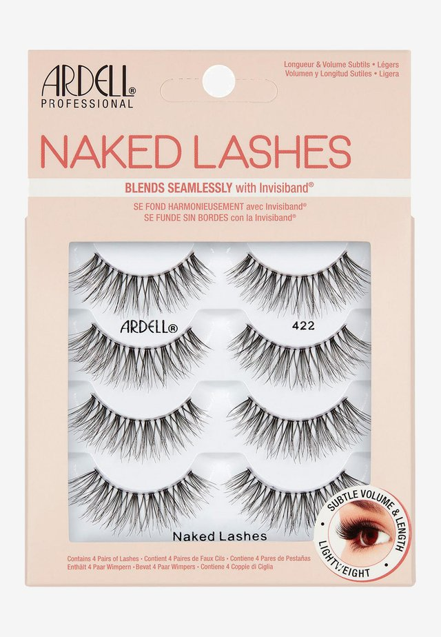 NAKED LASHES 4 PACK - Ciglia finte - 422