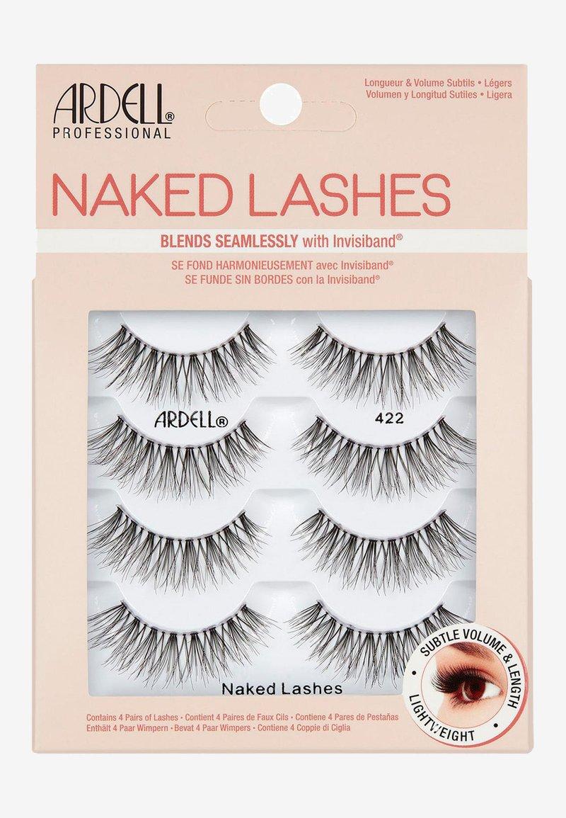 Ardell - NAKED LASHES 4 PACK - False eyelashes - 422