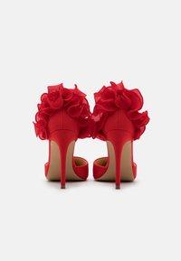 Wallis - PRIMROSE - High heels - red - 3