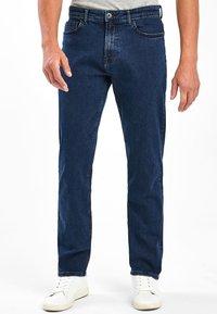 Next - Straight leg jeans - royal blue - 0