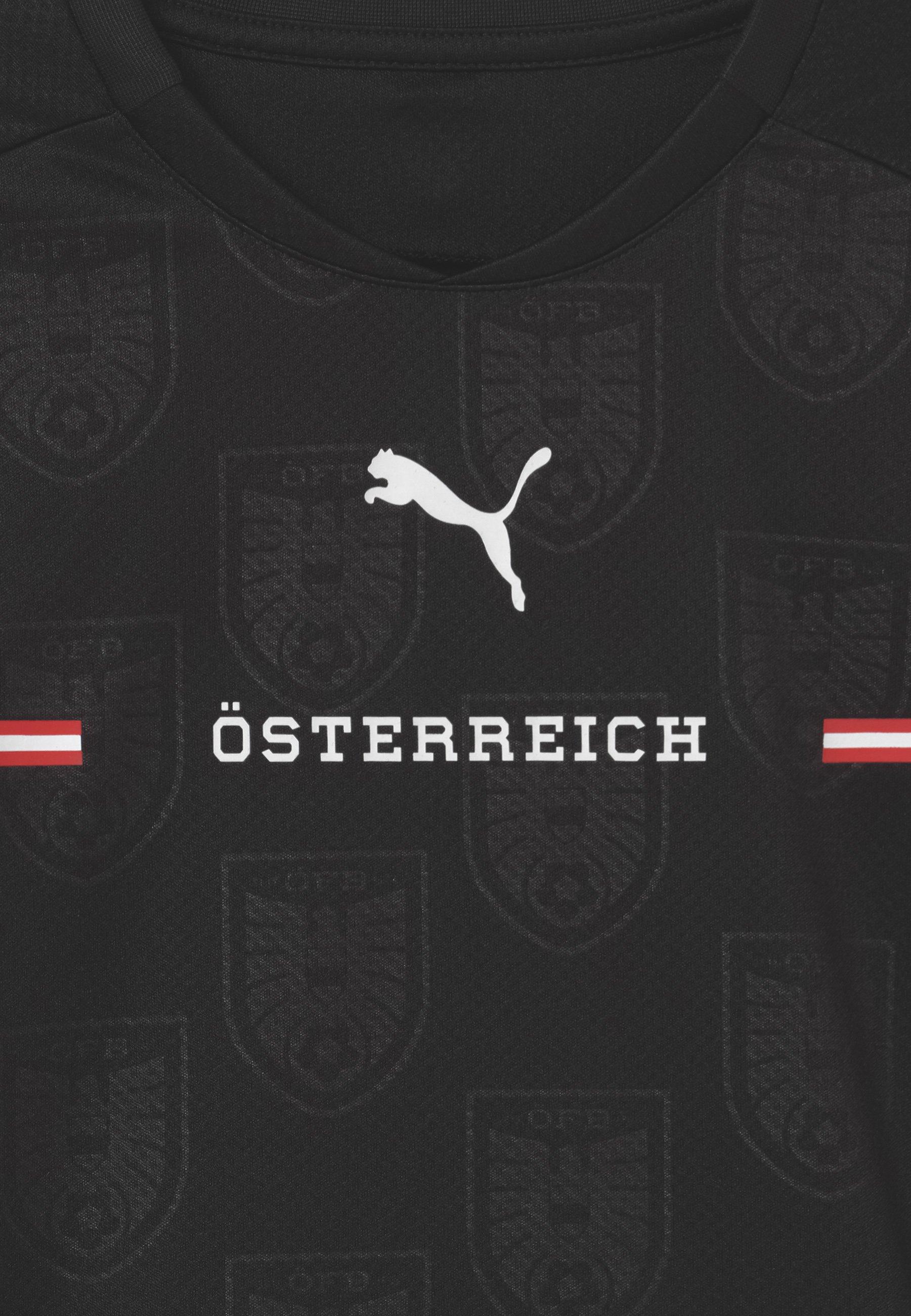 Kids ÖSTERREICH ÖFB AWAY REPLICA JR UNISEX - Club wear