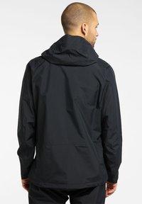 Haglöfs - ASTRAL GTX JACKET - Hardshell jacket - true black - 1