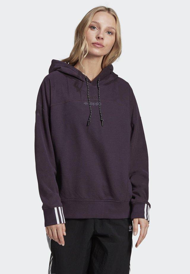 R.Y.V. HOODIE - Hættetrøjer - purple