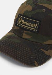 Belstaff - WEEKENDER BASEBALL UNISEX - Cap - green - 4