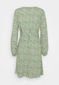 ONLY - ONLDAVIE IVY DRESS - Day dress - bosphorus - 1